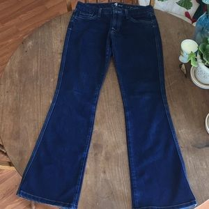 Seven 7 for all Mankind A Pocket bootcut Jeans